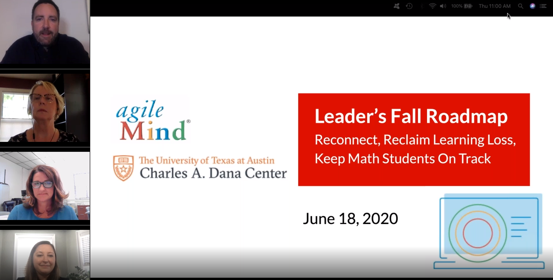 Leader's Fall Roadmap: Reconnect, Reclaim Learning Loss, and Keep Adolescent Math Students on Track