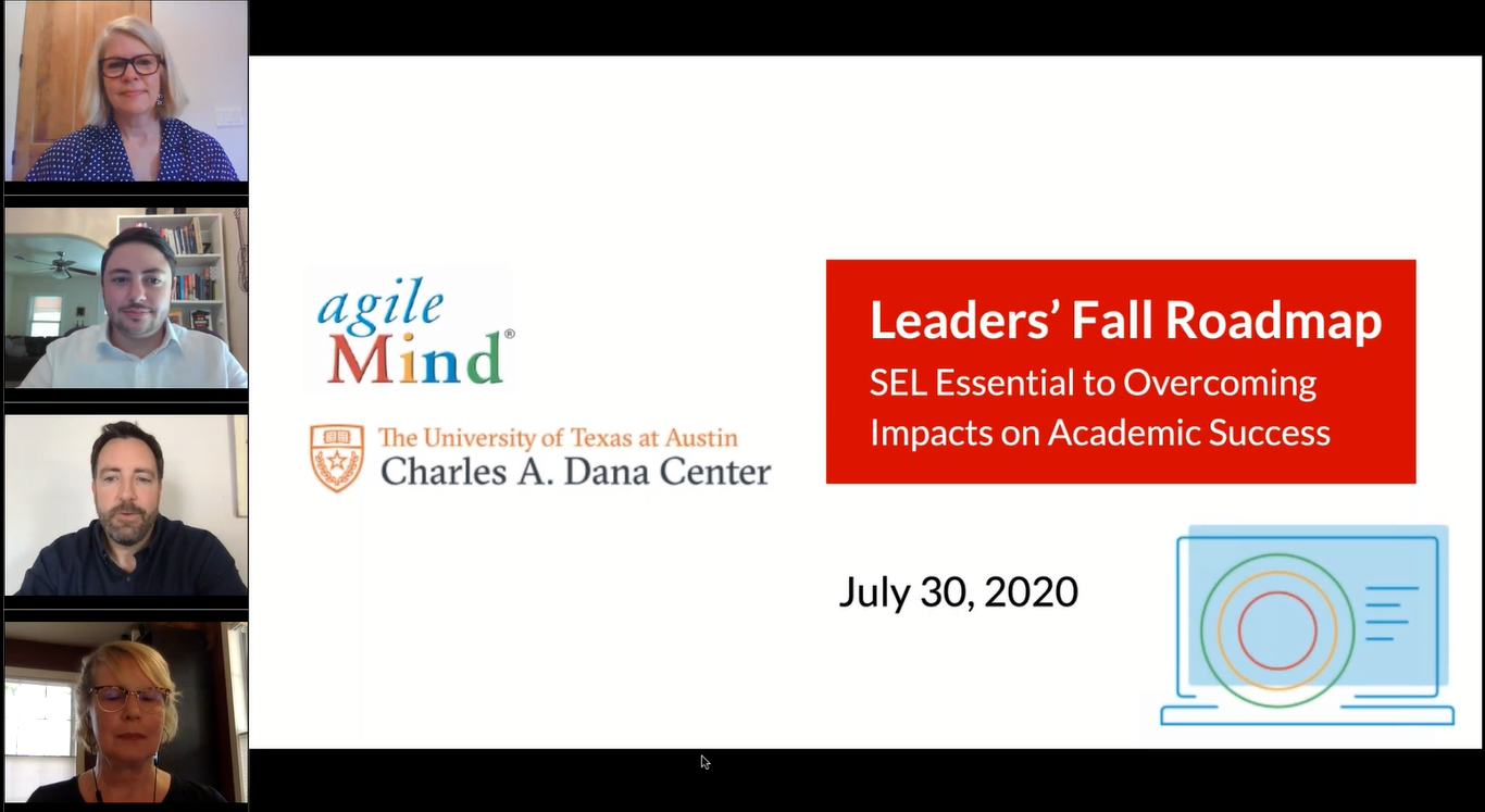 Leader's Fall Roadmap: SEL Essential to Overcoming COVID Impacts on Academic Success