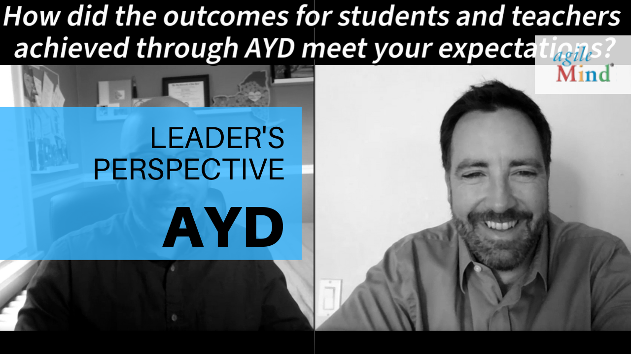 A Leader's Perspective About AYD